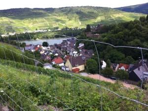 Niederheimbach mit Burg Hohneck © S.Holicki 2012