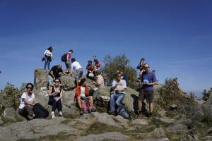 Feldberg Gipfel © M. Joppich 2012
