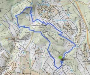 WPRM 011 Streckenverlauf