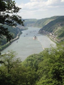 Rhein-Burgen-Weg © M. Joppich 2009