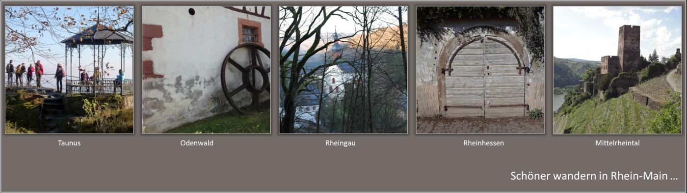 Das Portal fürs Wandern im Rhein-Main-Gebiet