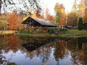 Fischerhütte bei Darmstadt